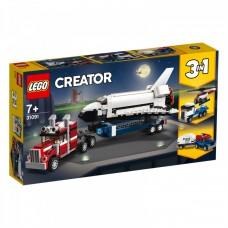 LEGO® Creator   Erdvėlaivio transporteris 31091