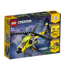 LEGO® Creator   Nuotykių sraigtasparnis 31092