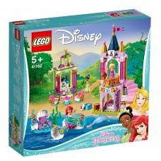 LEGO® Disney   Arielės, Auroros ir Tianos karališkoji šventė 41162