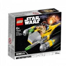 LEGO® Star Wars™ Naboo Starfighter™ mažasis kovotojas 75223