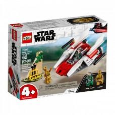 LEGO® Star Wars™ Sukilėlių erdvėlaivis A-Wing Starfighter 75247