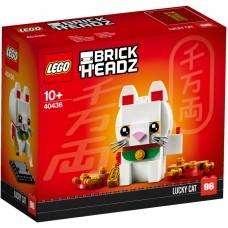 LEGO® BrickHeadz Laimę nešanti katė 40436