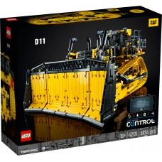 LEGO® Technic™ Cat® D11 buldozeris 42131 šiek tiek pažeista pakuotė