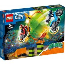 LEGO® City Kaskadinių triukų varžybos 60299