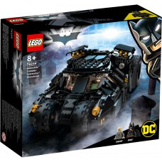 LEGO® DC Batman™ Batmobile™ Tumbler: Scarecrow™ lemiama kova 76239