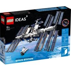 LEGO® Ideas TKS (Tarptautinė kosminė stotis) 21321