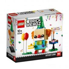 """LEGO® BrickHeadz™""""  gimtadienio klounas 40348"""