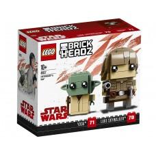 LEGO® BrickHeadz Lukas Skaivokeris ir Yoda 41627
