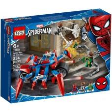LEGO Marvel Spider-Man Žmogus voras prieš Gydytoją Ock 76148