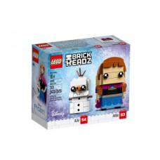 LEGO® BrickHeadz™ Disney Ana ir Olafas 41618