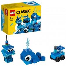 LEGO® Classic Mėlynos kaladėlės 11006
