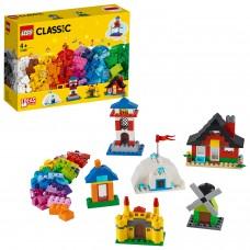 LEGO® Classic Kaladėlės ir namai 11008