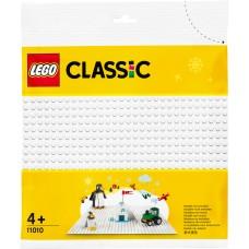 LEGO® Classic Baltas pagrindas 11010