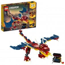 LEGO® Creator 3in1 Ugnies drakonas 31102