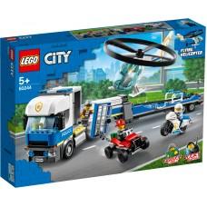 LEGO® City Policijos transporto sraigtasparnis 60244 60244