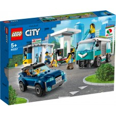 LEGO® City Aptarnavimo stotis 60257