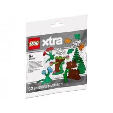LEGO® Xtra Augalų rinkinys 40376