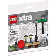 LEGO® Xtra Gatvės šviestuvai 40312