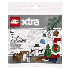 LEGO® Xtra Kalėdiniai aksesuarai 40368
