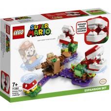 LEGO® Super Mario™ Painus augalo piranijos iššūkio papildomas rinkinys 71382