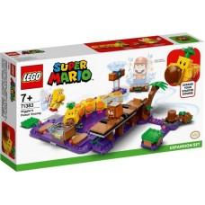 LEGO® Super Mario™  Wiggler nuodingosios pelkės papildomas rinkinys 71383