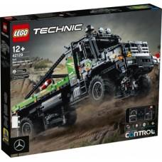 LEGO® Technic 4x4 Mercedes-Benz Zetros bekelės sunkvežimis 42129