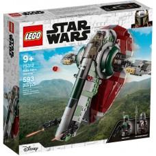 LEGO® Star Wars   Boba Fett erdvėlaivis 75312