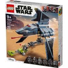 LEGO® Star Wars™ The Bad Batch puolamasis erdvėlaivis 75314