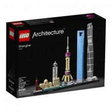 LEGO Architecture I Šanchajus I 21039