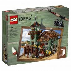 LEGO® Ideas I Senoji žvejybos parduotuvė I 21310
