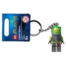 LEGO Atlantis Raktų pakabukas Nardytojas 852776
