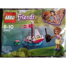 LEGO FRIENDS I Olivios nuotolinio valdymo valtis I 30403