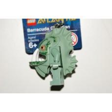 LEGO 853086 Pakarančių apsauga Atlantinė Barakuda Raktų pakabukas