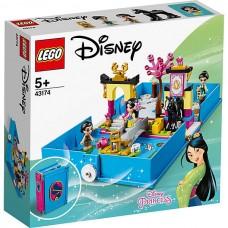 LEGO® Disney™ Mulan nuotykių knygelė 43174