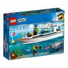 LEGO® City  Nardymo jachta   60221