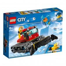 LEGO® City  Sniego valytuvas 60222