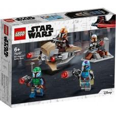 LEGO® Star Wars™ Mandaloriečio™ kovos rinkinys 75267