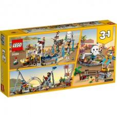 "LEGO CREATOR I Atrakcionas ""Piratų kalneliai"" I 31084"