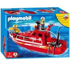 PLAYMOBIL I Gelbėtojų kateris I 3128