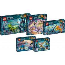 LEGO ELVES I RINKINYS I 41190+41191+41192+41193+41194