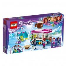 LEGO Friends Sniego kurortas su karšto šokolado autobusiuku  41319