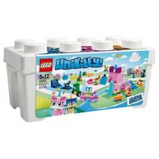 LEGO I Kūrybingoji Vienaragių karalystės dėžė I 41455