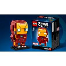 LEGO® BrickHeadz | Geležinis žmogus | 41590