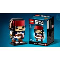 LEGO® BrickHeadz | Kapitonas Džekas Sparou | 41593