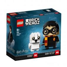 LEGO BRICK HEADZ I Haris Poteris ir pelėda I 41615