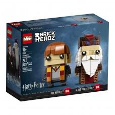 LEGO Brick Headz I Ronis ir Dumbuldoras I 41621