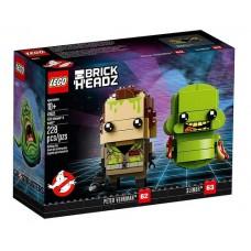 LEGO Brick Headz I Peter Venkman ir Slimer I 41622