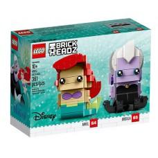 LEGO Brick Headz I Arielė ir Uršula I 41623