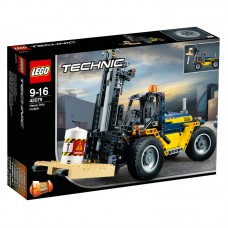 LEGO Technic I Krautuvas su šakėmis I 42079