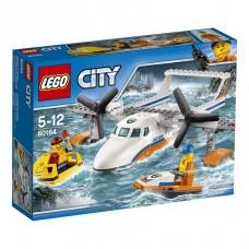 LEGO® City Coast Guard |Pakrantės gelbėtojų lėktuvas | 60164